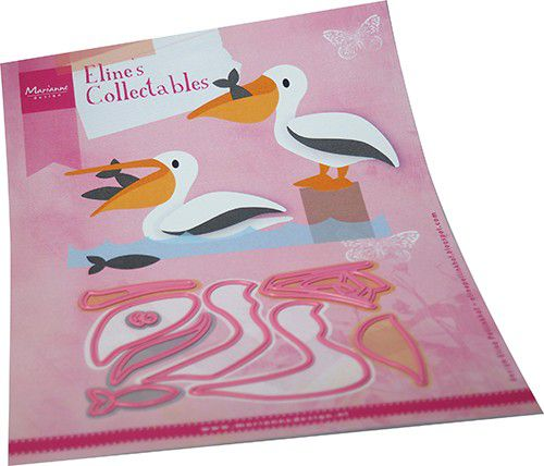 marianne d collectables elines pelican col1496 150x210mm 0621