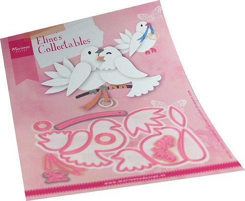 marianne d collectables elines pigeons col1492 150x210mm 0221