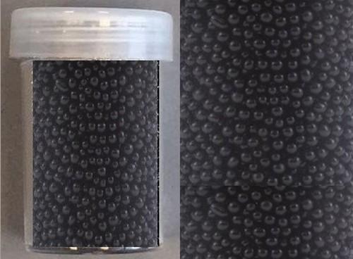 mini pearls holeless 0810mm black 22 gram 123424213