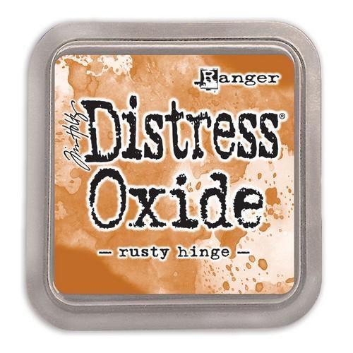 ranger distress oxide rusty hinge tdo56164 tim holtz