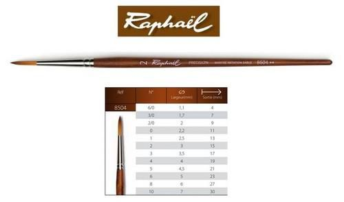 raphal precision watercolour brush round 2 85042