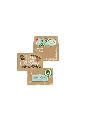 sizzix framelits die set 7pk wstamps envelope liners mini 663151 katelyn lizardi