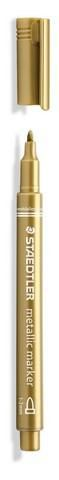 staedtler metallic gold marker 10 pcs 832311