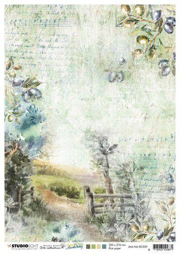 studio light rice paper jenines new awakening nr09 jmanarice09 a4 0621