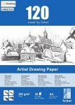 drawing paper block