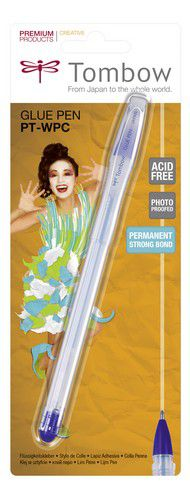 tombow liquid glue pen 09 mlblister 19ptwpc